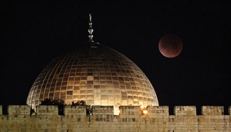 blood moon temple mount 2008